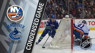 03/05/18 Condensed Game: Islanders @ Canucks