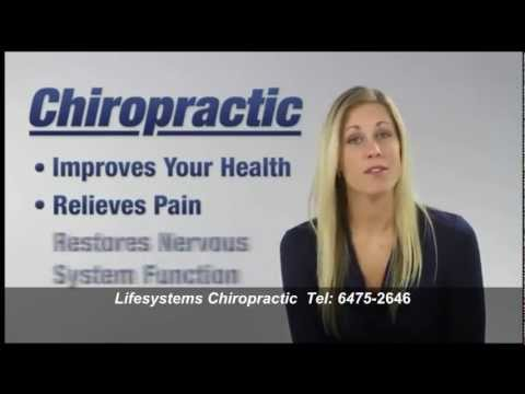 What is Chiropractic - Singapore