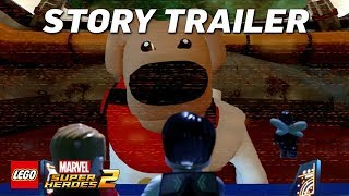 LEGO Marvel Super Heroes 2 - Sztori Trailer