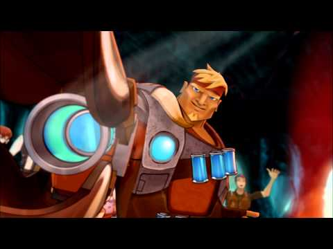 Slugterra - The World Beneath our Feet, Part Two trailer