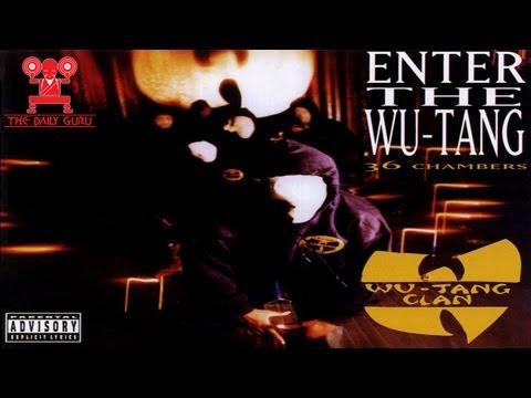 Wu Tang Clan Quot Enter The Wu Tang 36 Chambers Quot Album