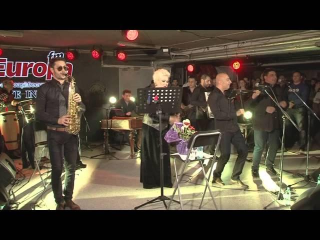 Monica Anghel & Mahala Rai Banda - Asta-s eu | LIVE in Garajul Europa FM