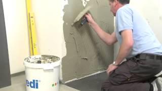 Wedi nl training uitbouw van de badkamer met de waterdichte