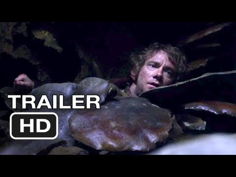 The Hobbit Alternate Teaser Trailer #2 - Lord of the Rings Movie (2012) HD