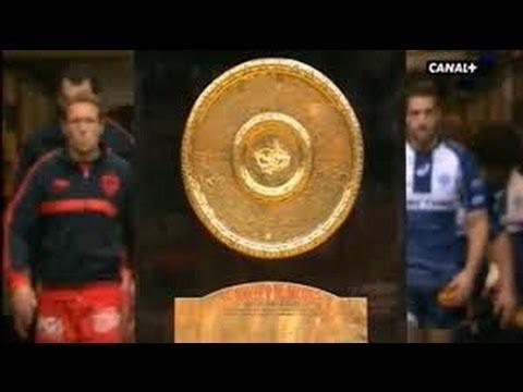 [Finale Top14 2014] Match entier Toulon- Castres (18-10) + Remise du trophée! (HD- Fr)