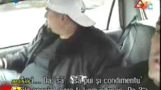 Camera Ascunsa Romania Comedie Taxi Driver National Tv