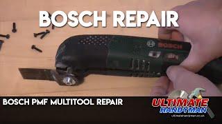 Bosch PMF 10.8Li repair