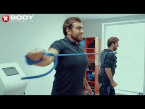 """""""XBODY Azerbaijan"""" fitnes studiyasının qonağı istedadlı videoqraf FuadGold"""
