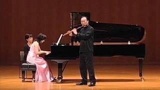 工藤重典 - フルートと管弦楽のためのアンダンテ ハ長調 Kv.315