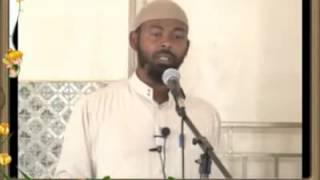 Ustaz Bahru Umar ኡስታዝ ባህሩ ኡመር ከተናገረው