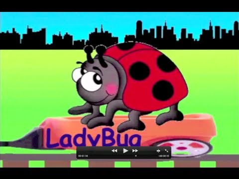 Learn Insect Train - learning insects for kids