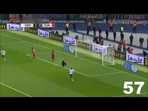 Miroslav Klose - All 68 Goals