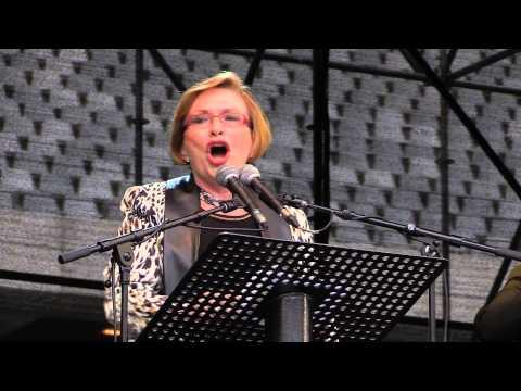 Helen Zille speaks about Nelson Mandela