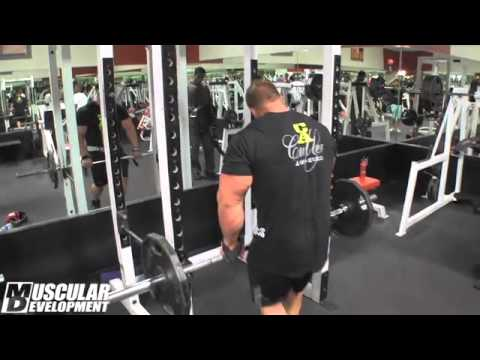 4x Mr Olympia Jay Cutler Trains Back A New Beginning   bodybuilding and fitness us3