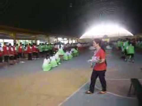 Caloocan Highschool (Wellness Dance Competition)