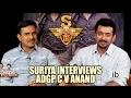 Yamudu 3: Suriya interviews ADGP C V Anand..
