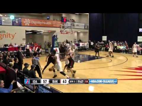 Rudy Gobert and Ian Clark D-League Game Film (Not Highlights) Dec. 18