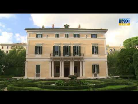 Roma, alla scoperta di Villa Bonaparte