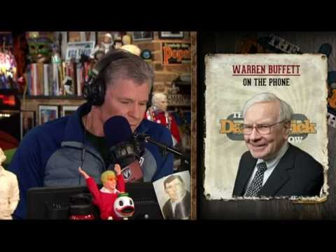 Warren Buffett on the Dan Patrick Show 3/24/14
