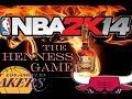 NBA 2K14 The Hennessy Game