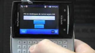 Liberar Sony Ericsson X10 Mini Pro, Cómo Desbloquear Sony