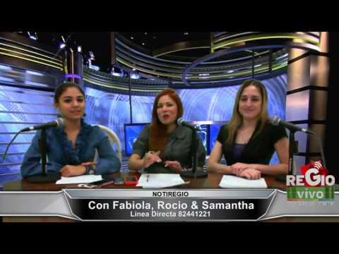 Noti Regio - Rocio Morales - Regio Vivo - Febrero - 26 - 2013