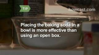 How To Clean With Baking Soda