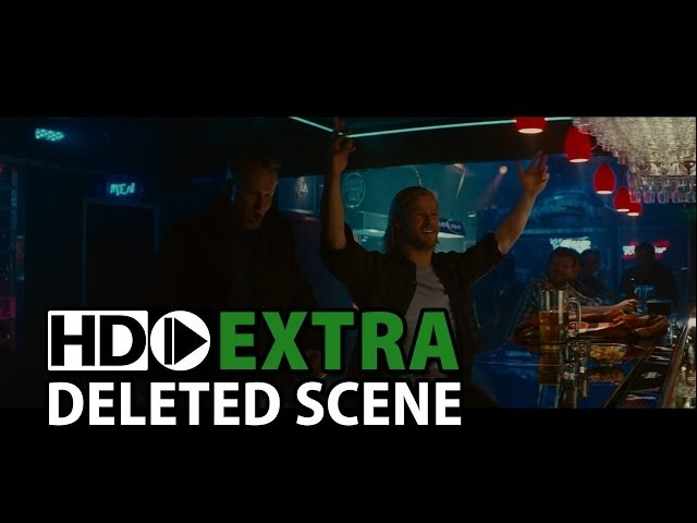 "Thor (2011) ""Thor and Selvig"" Deleted, Cutted & Alternative Scenes"