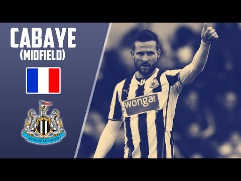 Yohan Cabaye - Welcome To PSG - All Time Best Goals