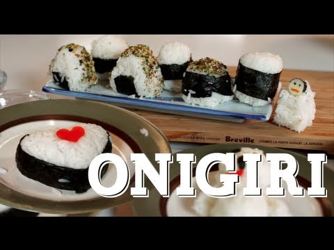 Onigiri - Fruits Basket, Spirited Away, Pokemon, Feast of Fiction Ep. 17