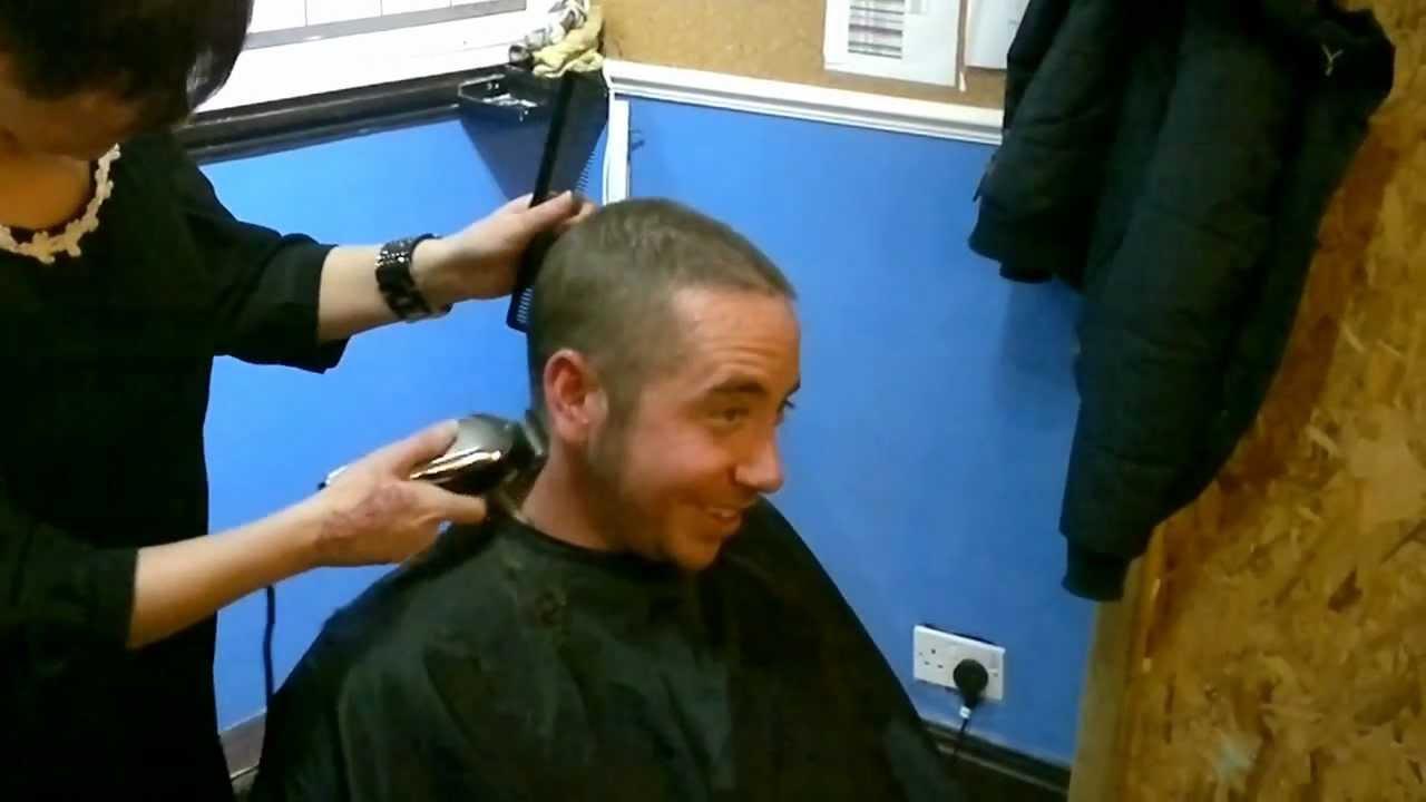 andy haircut machine