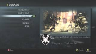 "Call Of Duty: Ghosts, Fast Squad Points ""Squad Point Hack"