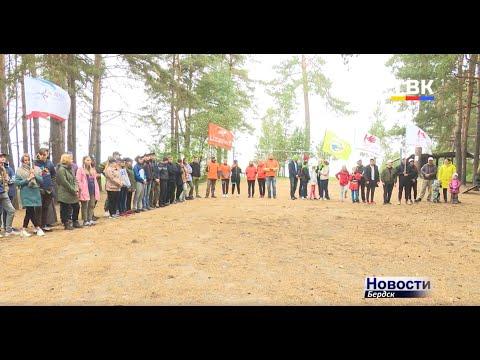 Объединение - сила бердских волонтёров!