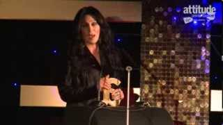 Cher - Attitude Awards acceptance speech (16.10.2013)