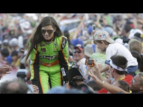 Danica Patrick Talks Racing, Competition, and More with WSJ's Lee Hawkins
