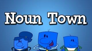 Noun Song from Grammaropolis, Noun Town