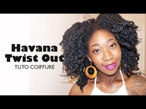 Tutoriel Crochet Braids   Havana Twist Out