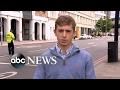 London terror attack eyewitness describes chaotic scene