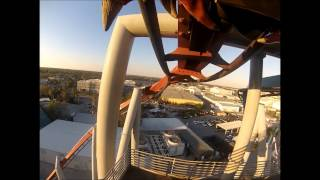 [top 10 busch gardens and universal studios roller coasters] Video