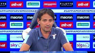SPAL-Lazio | La conferenza stampa di Mister Inzaghi