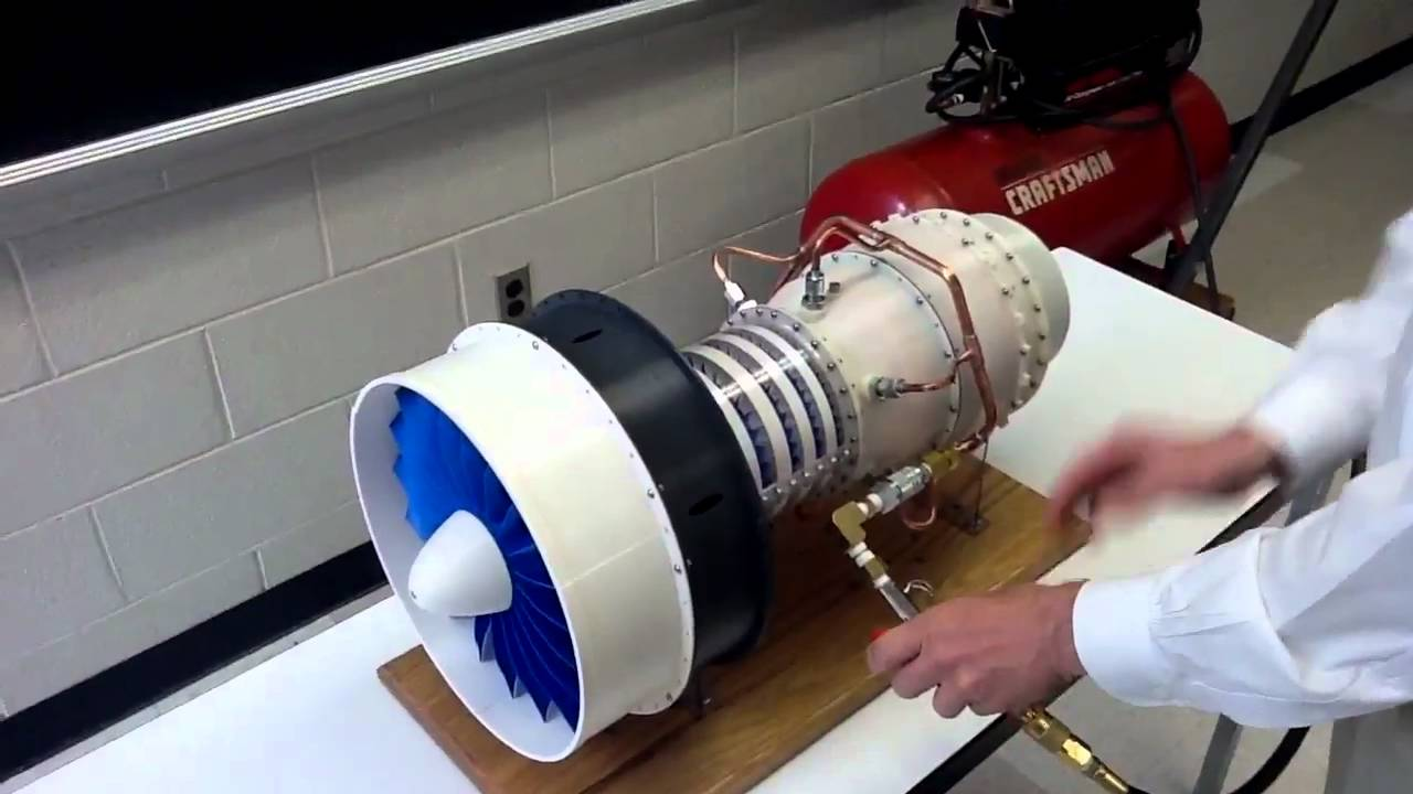 homemade jet engine instructions