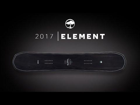 Arbor Element Snowboard 157