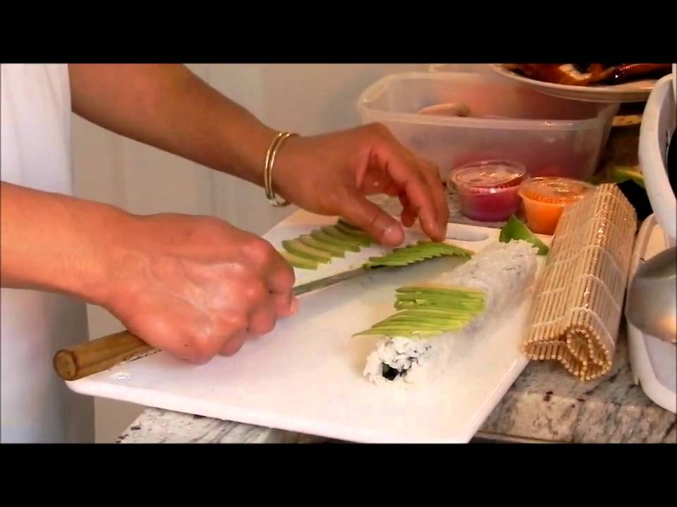 how to make easy sushi rice