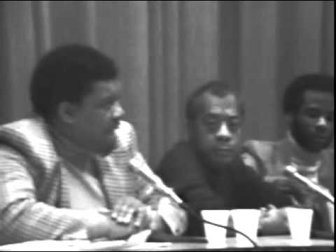 James Baldwin: Speaking at UC Berkeley in 1974