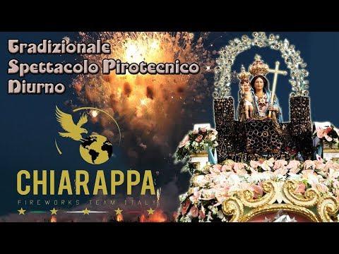BELLONA (Ce) - MARIA SS. di GERUSALEMME 2018 - CHIARAPPA FIREWORKS (Diurno)