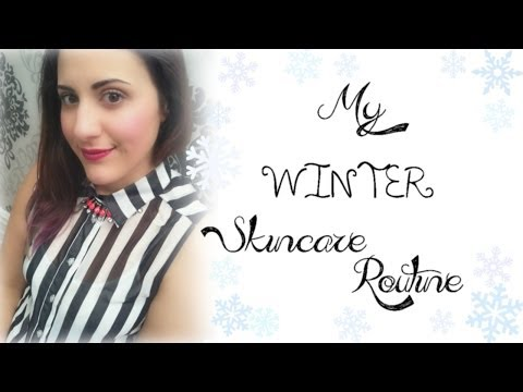 .:❄ My WINTER SKINCARE ROUTINE ! =) ❄:. - Dr.Organic products Review