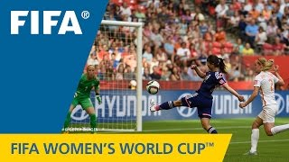 HIGHLIGHTS: Japan v. Netherlands - FIFA Women's World Cup 2015 - Duration: 2:18.
