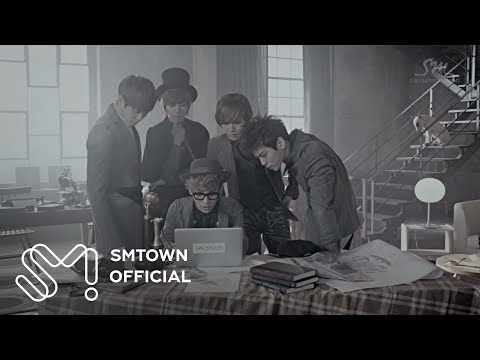 SHINee 샤이니_Sherlock•셜록 (Clue + Note)_Music Video, ♬ Download on iTunes : http://itunes.apple.com/us/album/sherlock/id511290379 ☞ For more Information : http://shinee.smtown.com/ ☞ Facebook SHINee : http://ww...