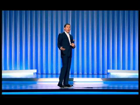 Lee Evans Roadrunner Live at the O2 DVD Trailer