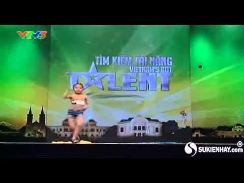 Vòng Loại Vietnam's Got Talent 2013   Mầm mống tài năng trẻ 2013 360p